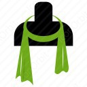 Fashionable Scarves icon