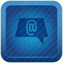 Message Symbol icon