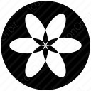 Flower Clipart icon