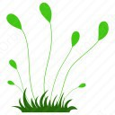 Flowers and Grass icon