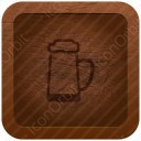 Outline Beer Glass  icon
