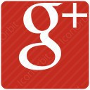 Google Plus Square Logo icon