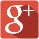 Google Plus Square Logotype icon