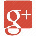 Google Plus Sign icon
