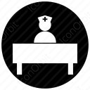 Clinic Nurse icon