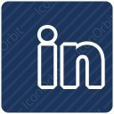 LinkedIn Default Logo icon