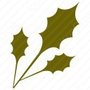 Mistletoe Leaf icon