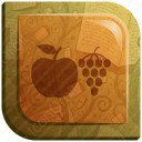 Apple With Grape icon
