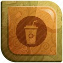Circle Cafe Frappe icon