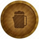 Colorful Mug Icon