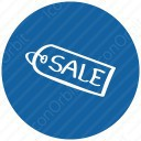 Sales Tag Icon