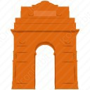 India gate icons