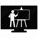 Drawing Man Art icon