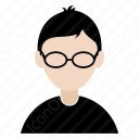 Geek Boy icon