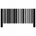 shopping bar code icon