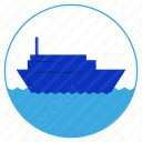 Big Ship icon