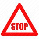 Stop Signal icon
