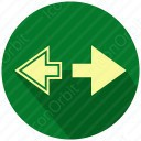 arrow navigation icon