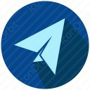 arrow compose icon