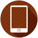 Smartphone mobile icon