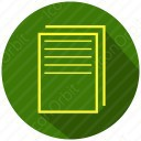 Note file icon