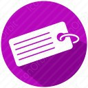 Tag label Icon