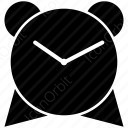 Analogue Clock  icon