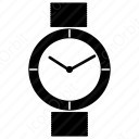 Analogue Circular Clock  icon