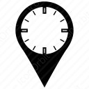 Clock Marker icon