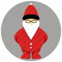 Santaclaus Red icon