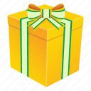 Packed Gift Box icon