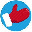 Santaclaus Gloves icon