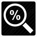 Business Magnifier icon