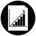 Growth Sheet icon
