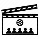 Cinema Clapperboard icon