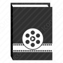 Film Book icon