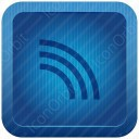 Wi-Fi Blue Icon
