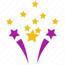 Colorful Stars icon