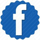 Facebook Color Icon