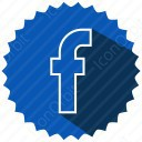 Facebook Blue Badge Icon