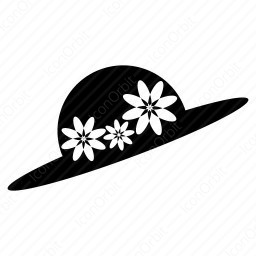 Flower Hat icon