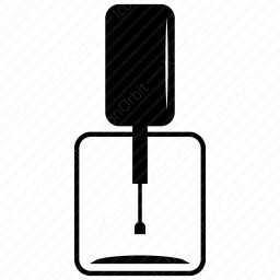 Nail Polish Bottle icon