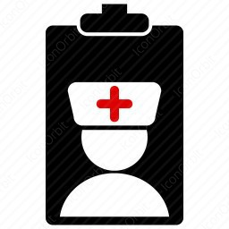 Nurse Pad icon
