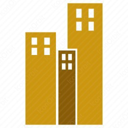 Buildings Towers icon