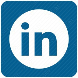 Linkedin Logo Icon Iconorbit Com