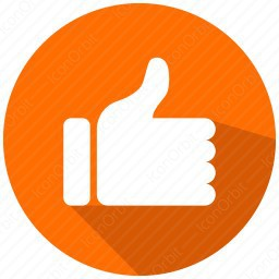 Thumbs Up Icon Iconorbit Com