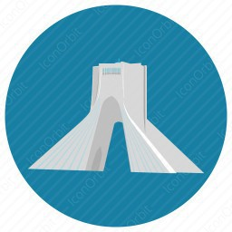 Tehran Azadi Monument icon