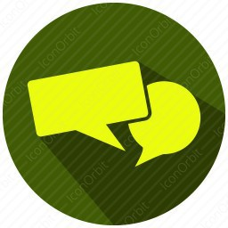 Comment Sign icon