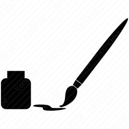 Ink Brush icon