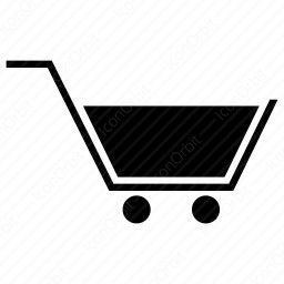 shopping cart loaded icon